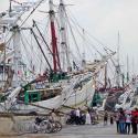 Melatih Mata Lensa di Pelabuhan Sunda Kelapa