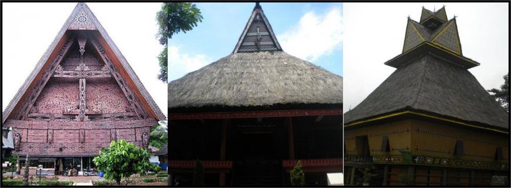 keunikan rumah rumah adat dan kekayaan budaya sumatera