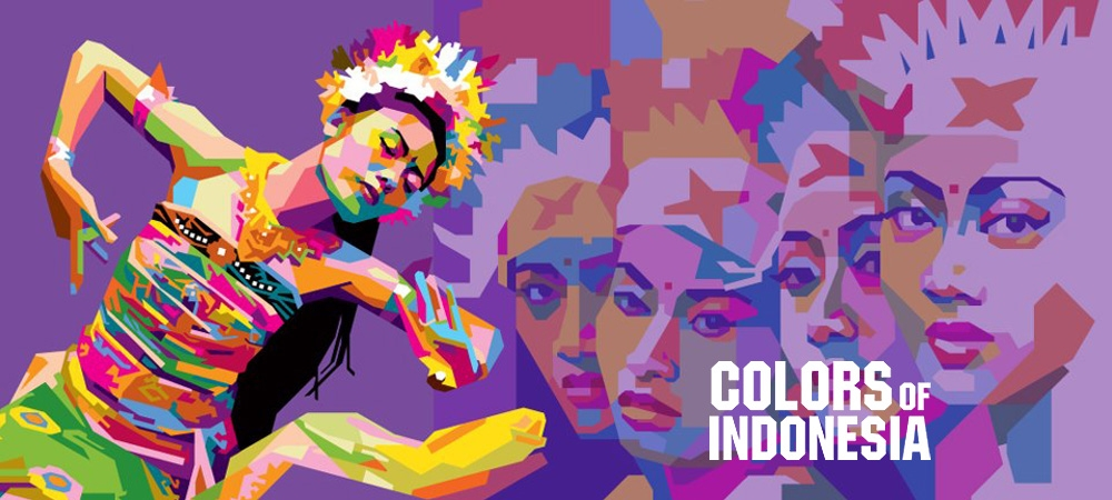 Penari Bali, karya : Prayitno Widodo